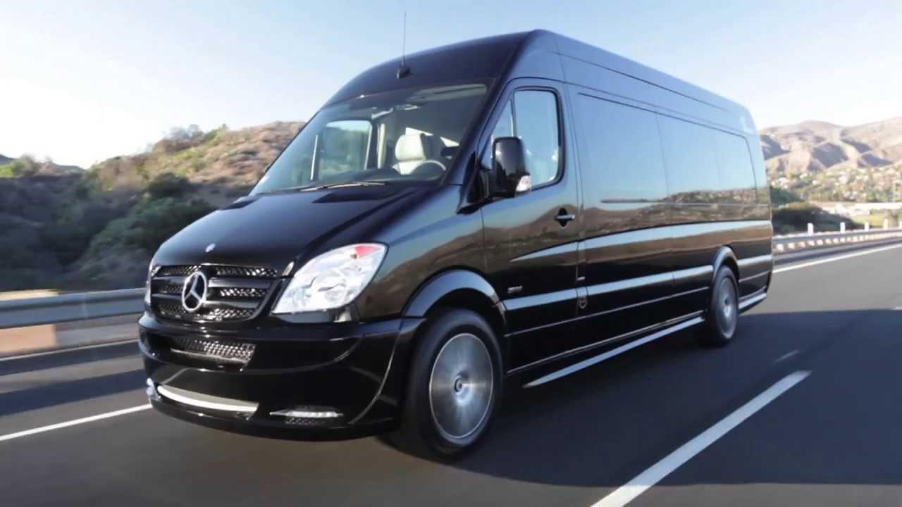 Executive minibus hire Harpenden